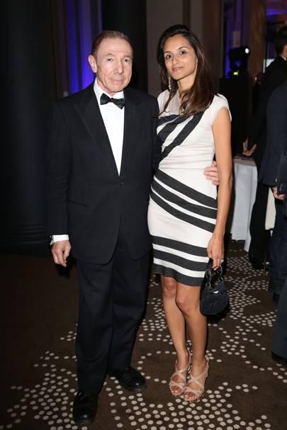 David Arahams and Farzana Baduel