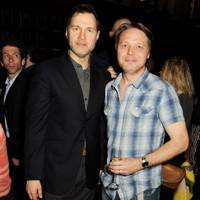 David Morrissey and Shaun Dooley
