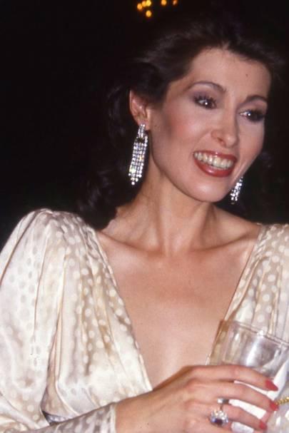 Princess Lynn von Fürstenberg