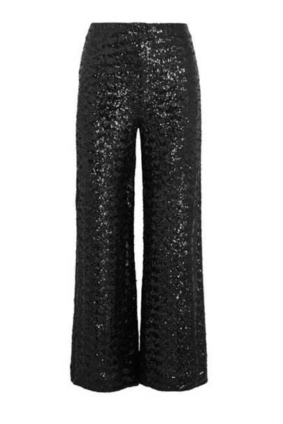 Roland Mouret sequin trousers