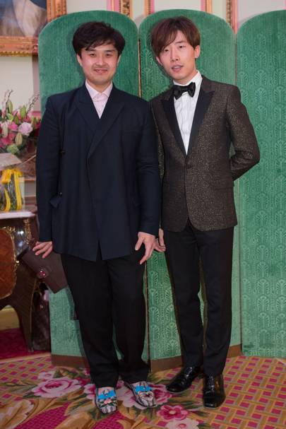 Huishan Zhang and Ji Liu