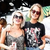 Pips Taylor and Tess Ward