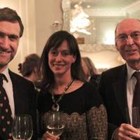Richard Harman, Victoria Davies Jones and Hugh Davies Jones