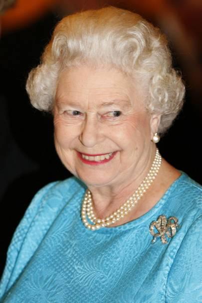 The Queen, 2008