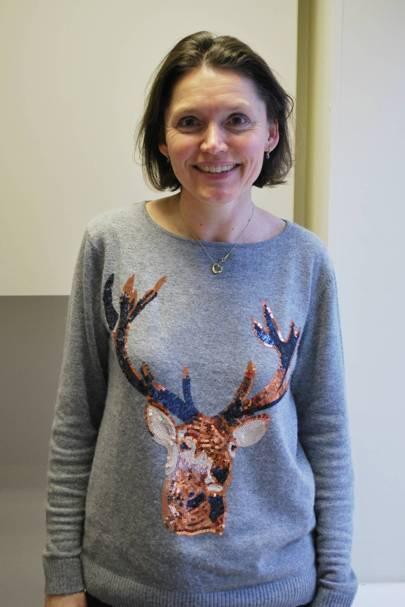 Emma 'Cheeky Reindeer' Heuser