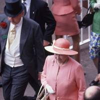 The Marquess of Hartington and the Queen