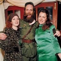 Lizzie King, Matt Boyd and Cressida Langlands