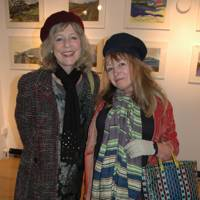 Deborah Moggach and Mary Killen