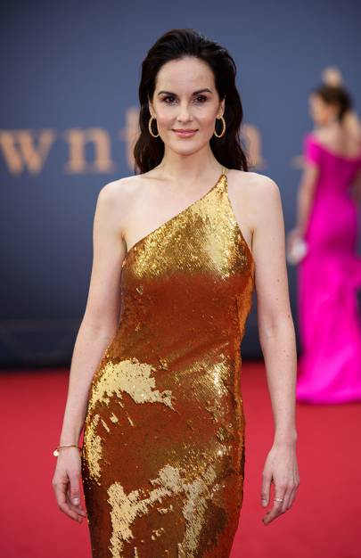 Michelle Dockery on why the entire cast reunited for the Downton Abbey film