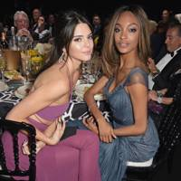 Kendall Jenner and Jourdan Dunn