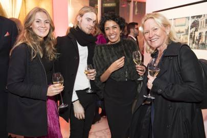Emily Goldsmith, Andrew Lamb, Joyce Craveiro and Sarah Ward