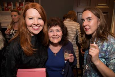 Alaina Vieru, Patricia Vieru and Bonnie Robinson
