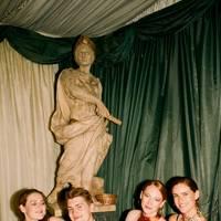 Molly Rowan Hamilton, Hugo Nicholson, Sofia Marsaglia and Rochelle McIntyre