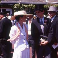Mrs Anthony Smurfit and Anthony Smurfit