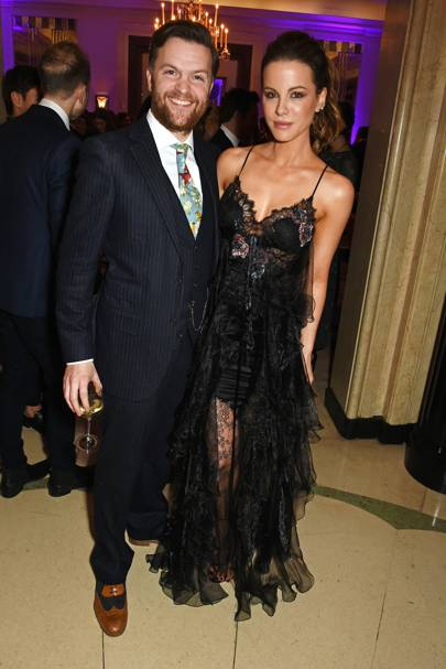 Tom Bennett and Kate Beckinsale