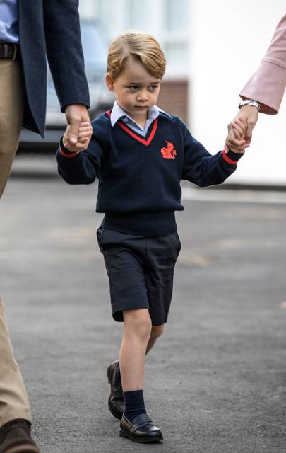 Royal Family Schools Prince George Thomas S Battersea