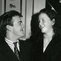 The Hon Hugh Roche and Sophia Talbot-Rice