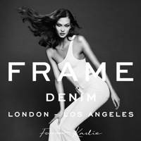 Karlie Kloss for Frame