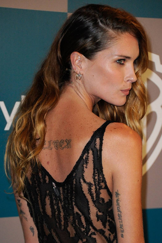 Best Celebrity Tattoos Cara Delevingne Harry Styles Teen Tatler Tatler