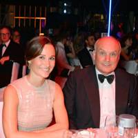 Pippa Middleton and Nicholas Coleridge