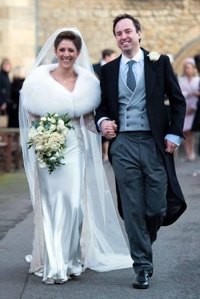 Lottie Fry and Jamie Murray Wells