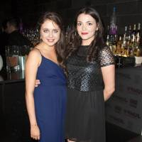 Bel Powley and Seline Hizli