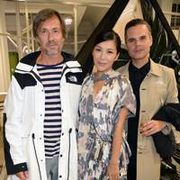 Marc Newson, Debbie Wong and Tim Sedo