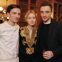 Eric Chevallier, Suzanne Koller and Guillaume Henry