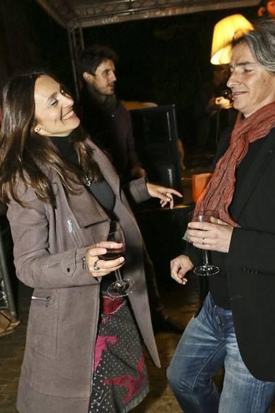 Teodora Gadjanski Taylor and Richard Gadjanski Taylor