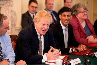 Everything You Need To Know About Britain S New Chancellor Rishi Sunak Tatler
