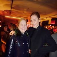 Patricia Pera and Sophie Pera