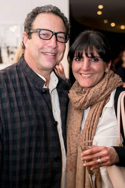 Orin Ezralow and Kamini Ezralow