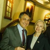 John Suchet and Mrs John Suchet