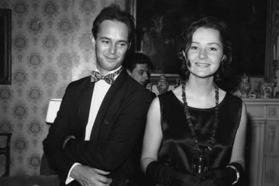 Rupert Hignett and Alice Constable-Maxwell