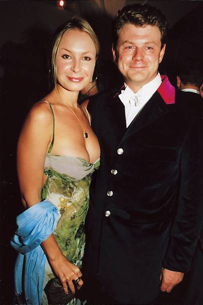 Katerina Balthazar and Duncan Macpherson