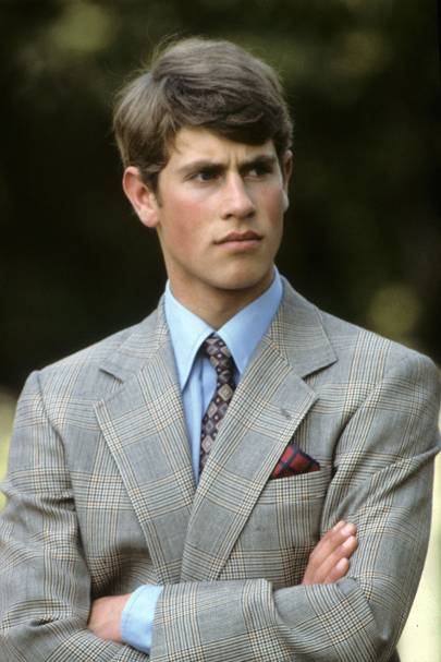 Prince Edward And Prince Andrew Have Been Cast In The Crown Tatler