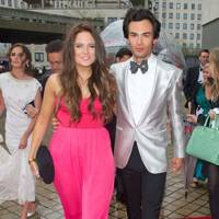 Binky Felstead and Mark-Francis Vandelli