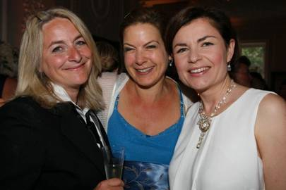 Emma Kennedy, Penny Smith and Jane Hill