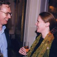 Peter Barnes and Lisabel Macdonald
