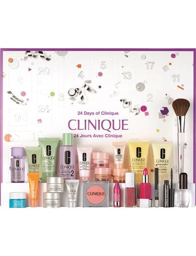 Clinique Advent calendar