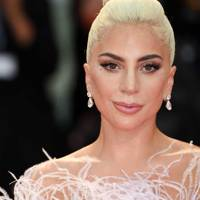 Lady Gaga wearing Chopard