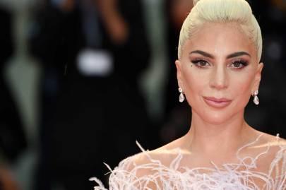 Lady Gaga wearing Chopard