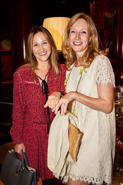 Nicola Broke and Rosalind O'Shaughnessy