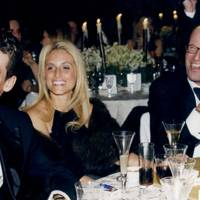 Vasilis Tricardos, Mrs Christopher Getty and Michael de Piccioto