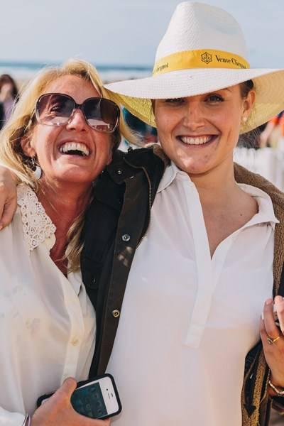 Jill Hadley and Tabitha Roe