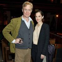 Alex Jennings and Ruth Wilson