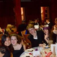 Audrey Wong, Nina Bugeja, Charles Paice and Anastasia Mullen