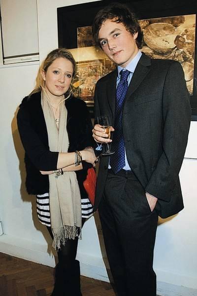 Emily Scott and Jack Scott