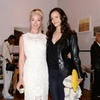 Tamara Beckwith and Claudia Mason