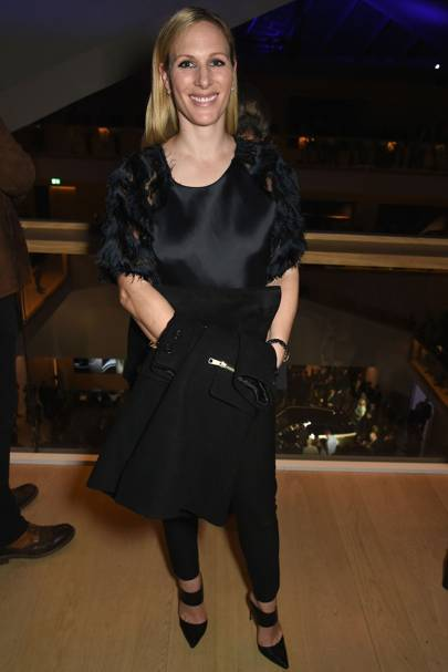 Zara Tindall